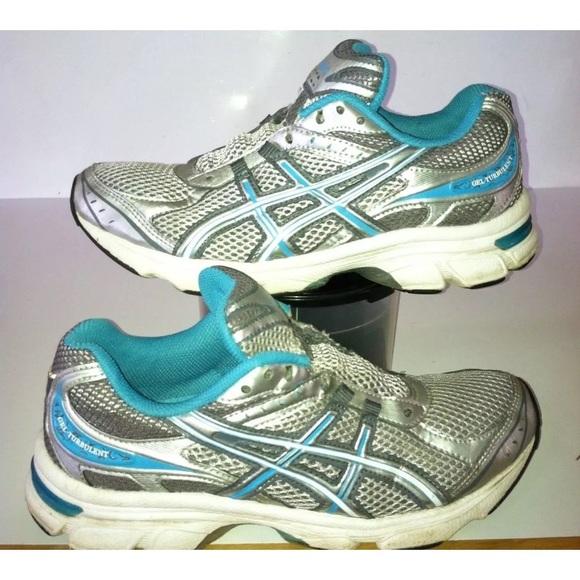 b711d3601bf Asics Shoes   Gel Turbulent Duomax 7 Multi Color   Poshmark
